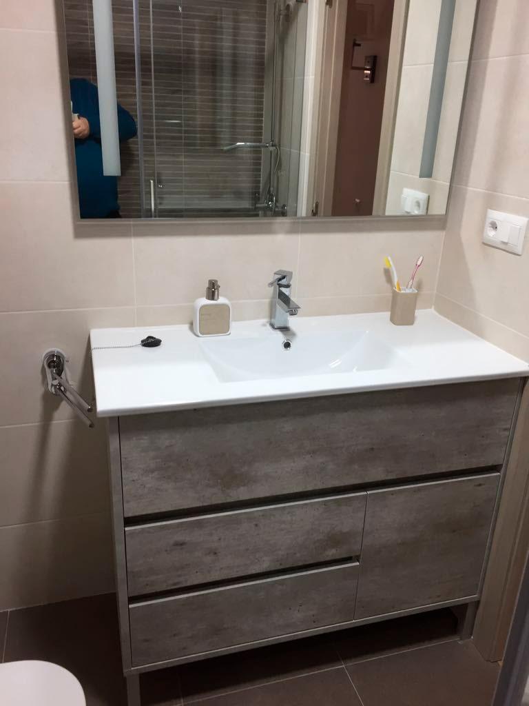 Reforma completa cuarto de baño - Proyectos Garkov